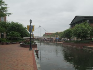 Carroll Creek Park