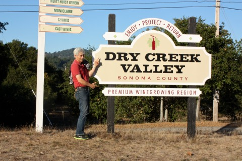 Welcome to Dry Creek Valley