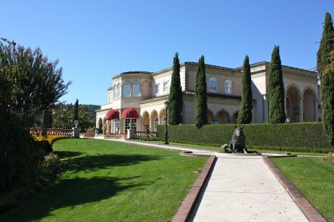 Ferrari-Carano Winery