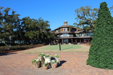 The Grand Hotel Fairhope.